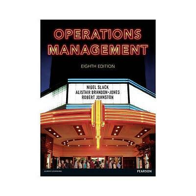 essentials of operations management by nigel slack S essentials of operations management nigel slack alistair brandon-jones robert johnston financial times prentice hall is an imprint of harlow, england • london • new york • boston • san.