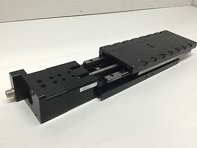 Parker 804-5700-02 Linear Screw Driven Actuator Positioner Stage 150mm Stroke