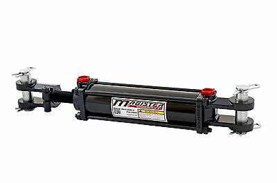 """Hydraulic Cylinder Tie Rod Double Action 3"""" Bore 16"""" Stroke 2500 PSI 3x16 LONG"""