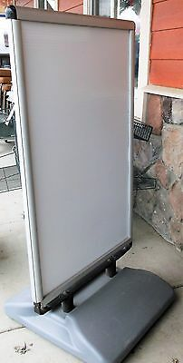 Poster Board Signage for Front of Your Business Gently Used