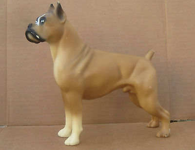 "Breyer Fawn Boxer Dog 8"" Tall"