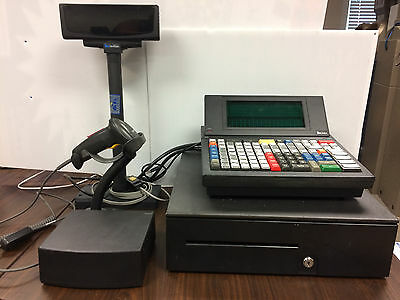 ruby verifone register complete set up - CPU 5