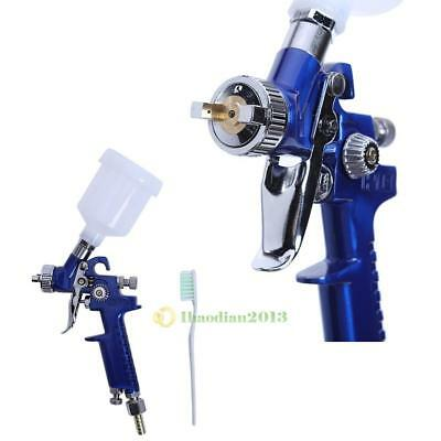 Scratch Doctor Paint Repair Spray Gun Kit. HVLP Gravity Feed inc. Air Filter etc