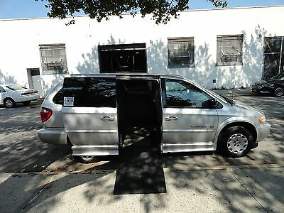 2002 Chrysler Town & Country LX 2002 Chrysler Town And Country LX with ONLY 32,803 miles! Handicap/ Wheelchair