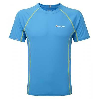 Montane Sonic Tee - Lightweight fast wicking synthetic baselayer
