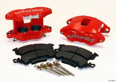 Wilwood 140-11290-R Brake Caliper Kit Fits GM 1968-1996 from Forged Aluminum