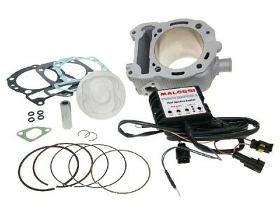 Zylinder Kit MALOSSI I-Tech 218ccm for Piaggio Leader Injection