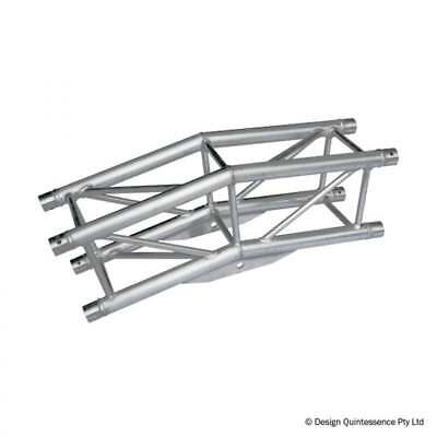 Global Truss F34 PL 2 Way 162 Degree Corner (F34C21-162PL)