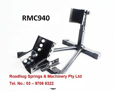 MOTORCYCLE ADJUSTABLE PARKING WHEEL STAND CHOCK  Part No. = B940