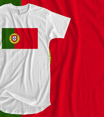 Flags - Portugal - Iron On T-Shirt Transfer