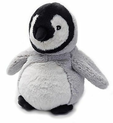 Warmies Cozy Plush Baby Penguin Fully Microwavable Soft Heatable Bed Time Warmer