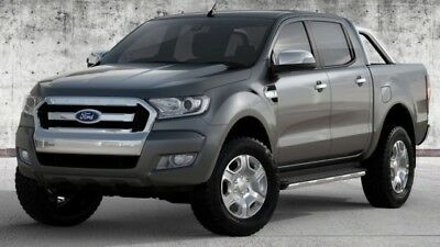 Ford Ranger 2015 - 2016 Printable Workshop Service Repair Manual On Cd