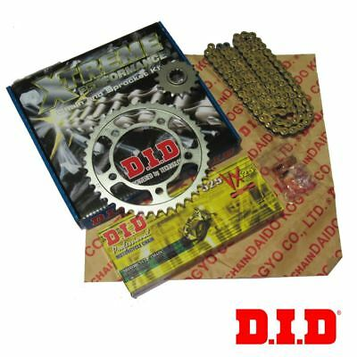 D.I.D Chain and Sprocket Upgrade Kit Yamaha WR 125 X 09-14