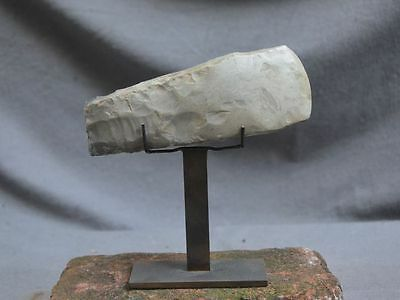 A Beautiful and large stone axe, Neolithic ca 2500 BC Germany Denmark