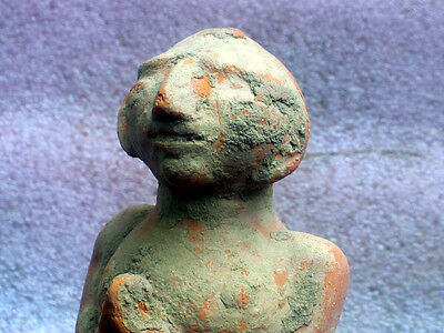 Interesting Idol Bajaur valley Idol, 3th millenium BC.