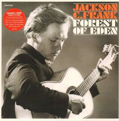 "Jackson C.Frank(10"" Vinyl)Forest of Eden-Secret-SECSP074-UK-2013-M/M"