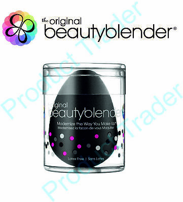 Black ORIGINAL Beauty blender Sponge Flawless Foundation MakeUp Foundation Wedge