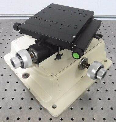 C142082 Wyko Multiple-Axis Manual Positioning Stage for Optical Profiling System