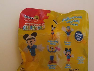 1 Fisher Price Mickey Mouse Clubhouse Figure Bag ~ You Pick ~ Disney Junior