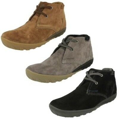Mens Caterpillar Ankle Boot Crump Mid