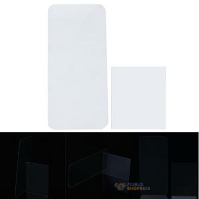 LCD Screen Bottom PET Clear Full Cover Guard Film for Nintendo New 2DS XL/LL