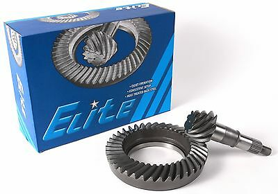 Ford Dana 60 Reverse 5.38 THICK Ring and Pinion Master Install Elite Gear Pkg