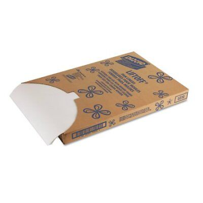Dixie Greaseproof Liftoff Pan Liners, 16 3/8 x 24 3/8, Wh W