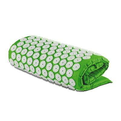 Capital Sports Repose ━ Tapis Massage Yantra Acupression Mousse 70 X 40Cm Vert