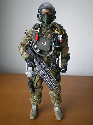 AUSTRALIAN SASR HALO CHRIS NAYLOR ELITE FORCE 1/6 BBI Blue Box S.A.S. Regiment