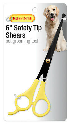 Comfort Grip Grooming Shears-