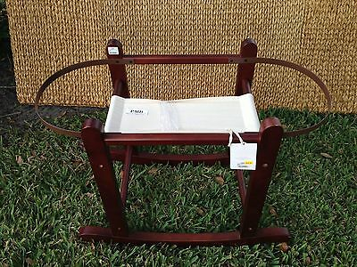RESTORATION HARDWARE Stand for Baby Moses Basket ~ NEW