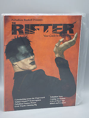 Rifts The Rifter #2 RPG Roleplaying Game Book Palladium Sourcebook Series New