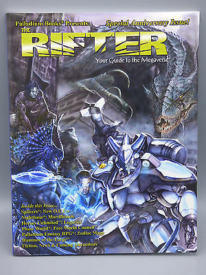 Rifts The Rifter #50 RPG Roleplaying Game Book Palladium Sourcebook Series New