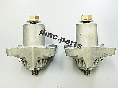 "2 x Spindle Assembly CUB CADET & MTD suits 38"" & 42"" Deck 618-0142 618-0138"