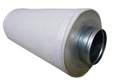 Activated Carbon Filter 160 m ³ H - 125 mm