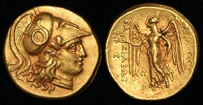 Alexander III gold stater
