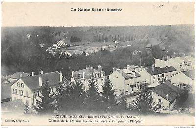 70-Luxeuil Les Bains-N°372-F/0005