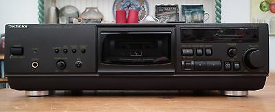 Immaculate TECHNICS RS-AZ6 3head HX Pro Dolby B&C Cassette Deck.