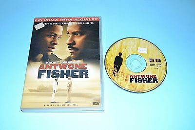 Antwone Fisher        Dvd Pelicula Completa  Film Dvd