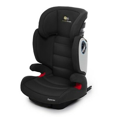Expander Car Seat with Isofix - Kinderkraft - Group 2 3 (3 - 12 years)