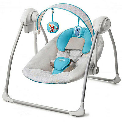 Electric Swing Chair Bouncer Baby Rocker
