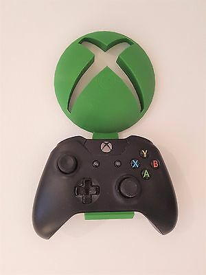 Xbox One Controller Wall Mount / Holder - Xbox Logo