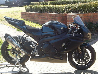 Suzuki GSXR 1000 2010 Track bike in excellent condition Ready for the race track