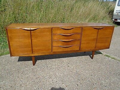 Lovely Retro Teak Sideboard Danish / G-Plan Style Delivery Can Be Arranged
