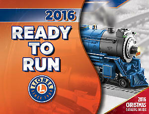 Lionel 6-83804 Lionel 2016 Ready to Run Set/Christmas Catalog