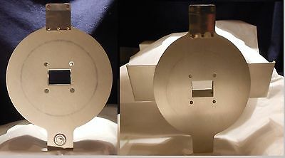 2 Simmons Omega B Enlarger 35mm Negative Carriers - Long Roll & Single  24x35mm