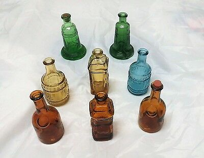 Wheaton & Taiwan Apple Ginger ~ Root Bitters ~ Libery Bell ~ Glass Bottles