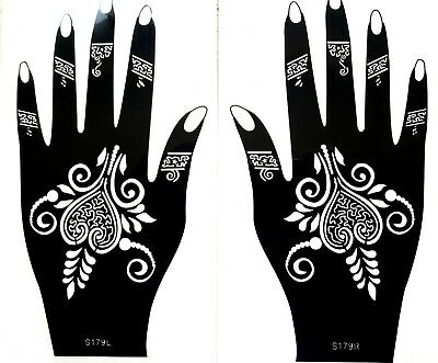 Arabic Beautiful Hand Henna Mehndi Design Bridal Indian Patterns Palm Flower