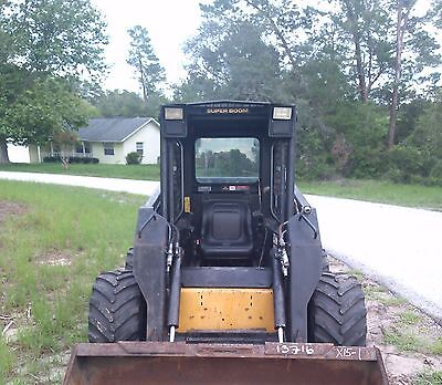1998 New Holland LX865 Skid Steer