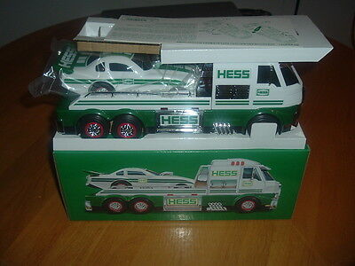 2016 HESS TOY TRUCK New In Box